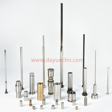 Custom Ejector Pin and Sleeve for Molds Suppliers
