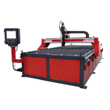 CNC Plasma Table Style Metal Cutting Machinery
