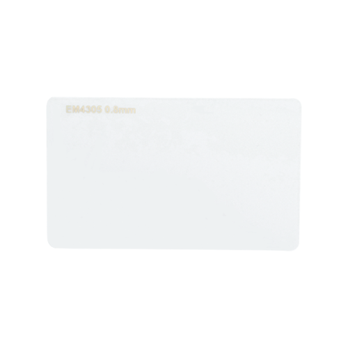 RFID Smart Card EM4305 Chip  Blank Card