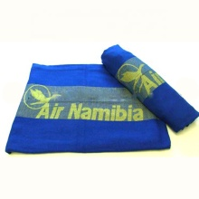 Permanet Fire Retardant Travel Modacrylic Airline Blanket