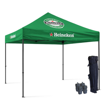 Custom Pop Up Gazebo 3x3m