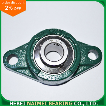 Pillow block Zinc Alloy flange bearing
