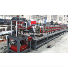 Poultry Feeding roll forming machine