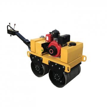 walking type gear pump steel drum road roller