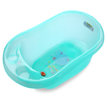 Plastic Transparent Baby Bathtub M