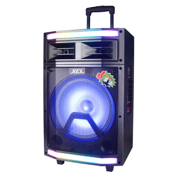 Bluetooth speaker low price with disco led lights