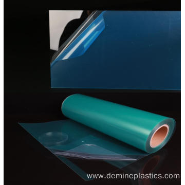 Transparent polycarbonate film good protection film