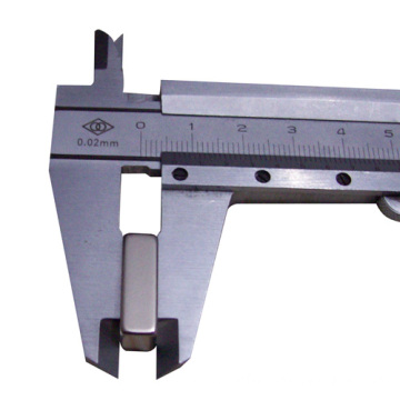 "N52 super magnetic block 3/4""*3/8""*1/4"""