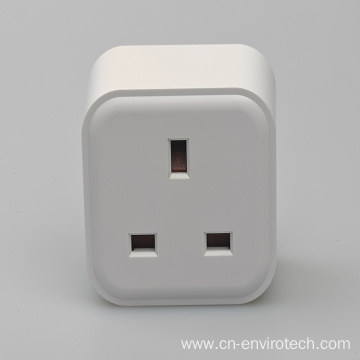Single output Wi-Fi smart outlet