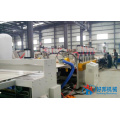 WPC WOOD PLASTIC FOAM BOARD PLANK PRODUCTION LINE