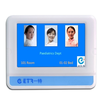 Hospital Nurse Call Button System For Patient Communication