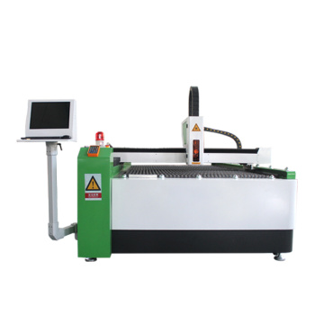 Fiber Laser Cutter With Automatic Focusing Height Follower