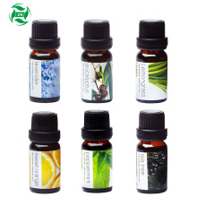 essential oil set floral for hair orbody