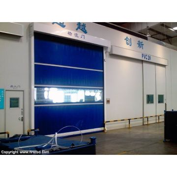 Automatic Pvc High Speed Rolling Shutter Doors