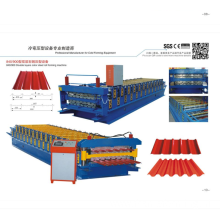 Wall/Roof/Door Panel Roll Forming Machine