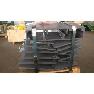 Crusher Parts Bottom Liner assembly VSI crusher parts