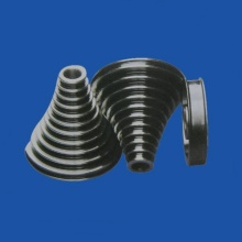 Zirconia capstan for wire drawing machine