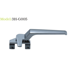 Side-Hung Window Aluminium Casement Window Handle