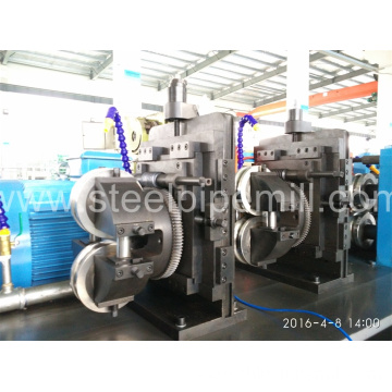 ERW rectangle pipe welding machine