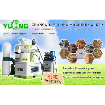 wood pellet machine europe