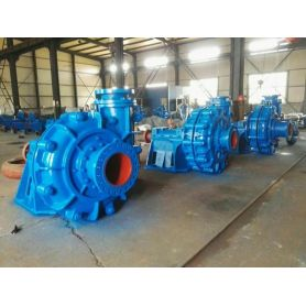 ZGB High Head and High Duty Slurry Pump