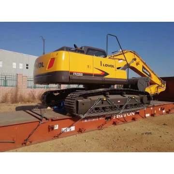 Lonking excavator 21ton brand new machine with 2000 hours Maintenance parts