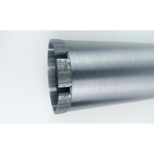 127mm Laser Welded Core Drill with Turbo Segment