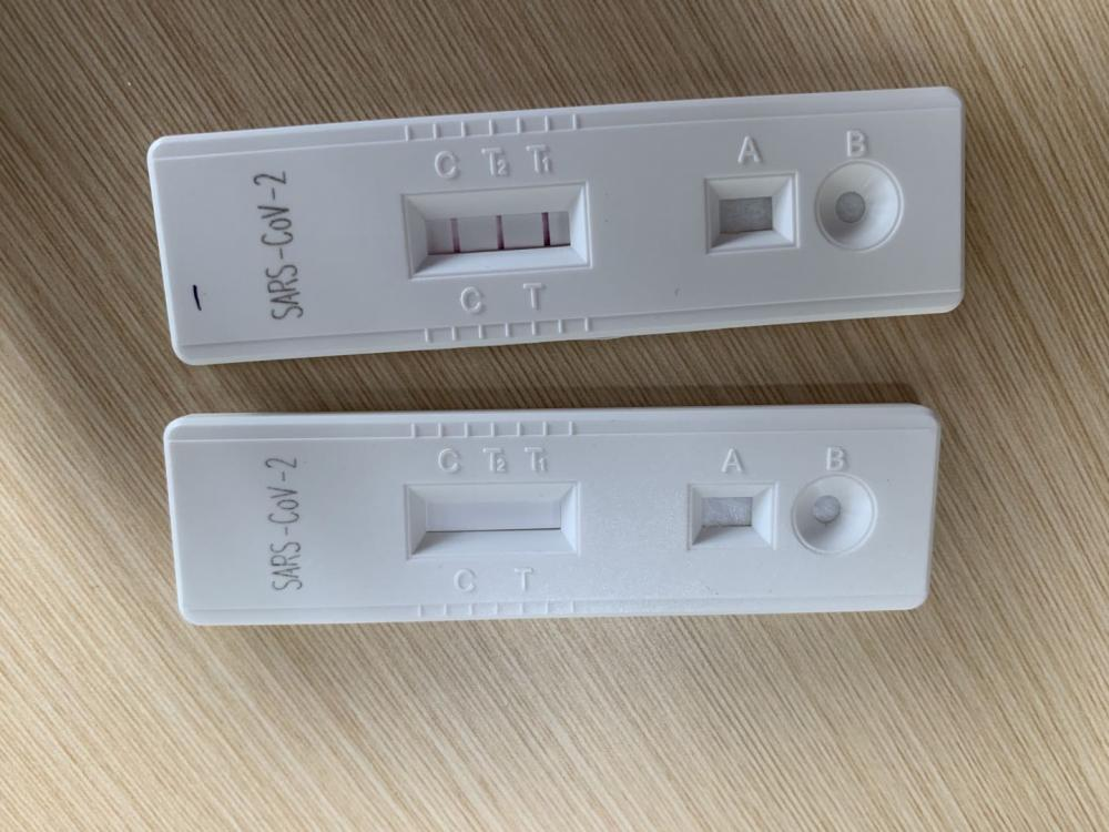 COVID-19 Coronavirus Rapid Test Kit