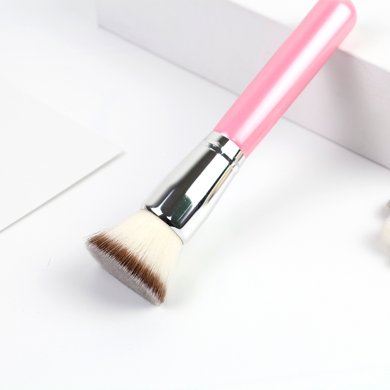 Goat Hair Powder Brush Blush Brush