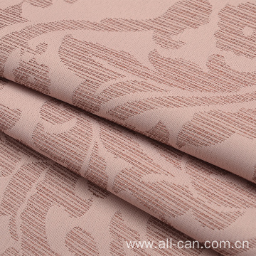 Jacquard Blackout Curtain Fabric