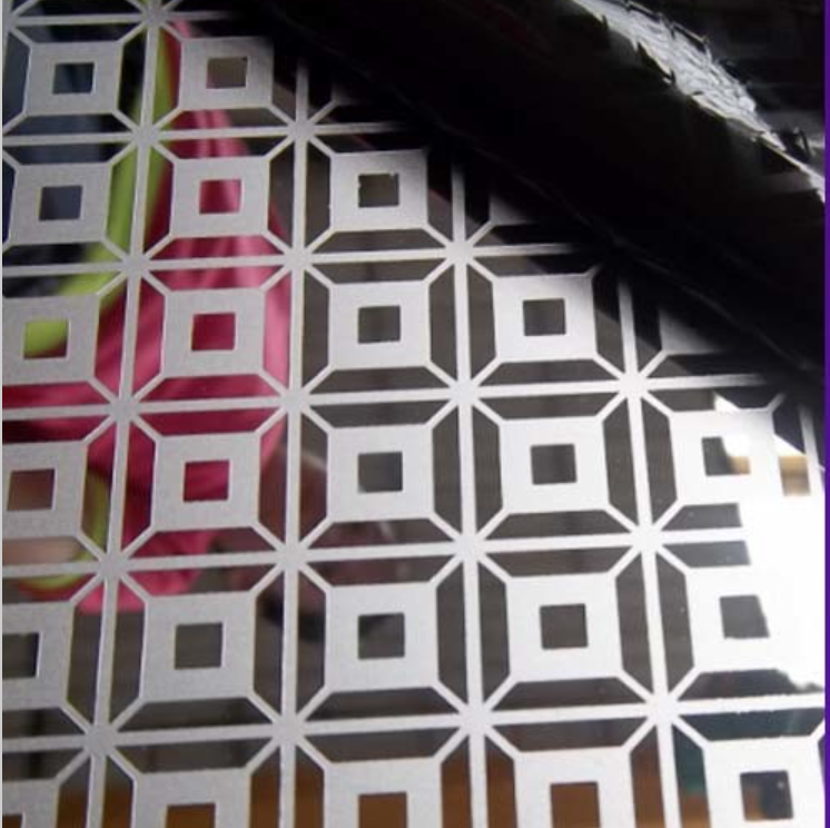 201 Colored Etched Stainless Steel Sheet