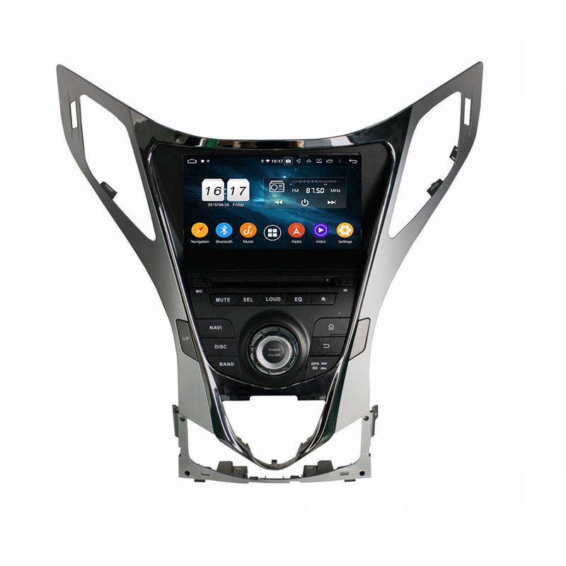 Azera 2011 android 9.0 car