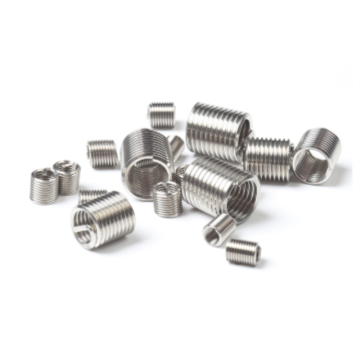 304 stainless steel repaired insert Wire thread insert