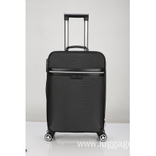 4 Wheel Expandable Upright trolley suitcase