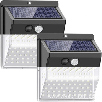 Solar Security Motion Sensor Night Light