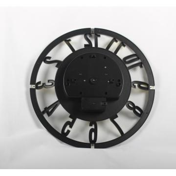 12 Inch Hollowed-out Style Gear Wall Clock