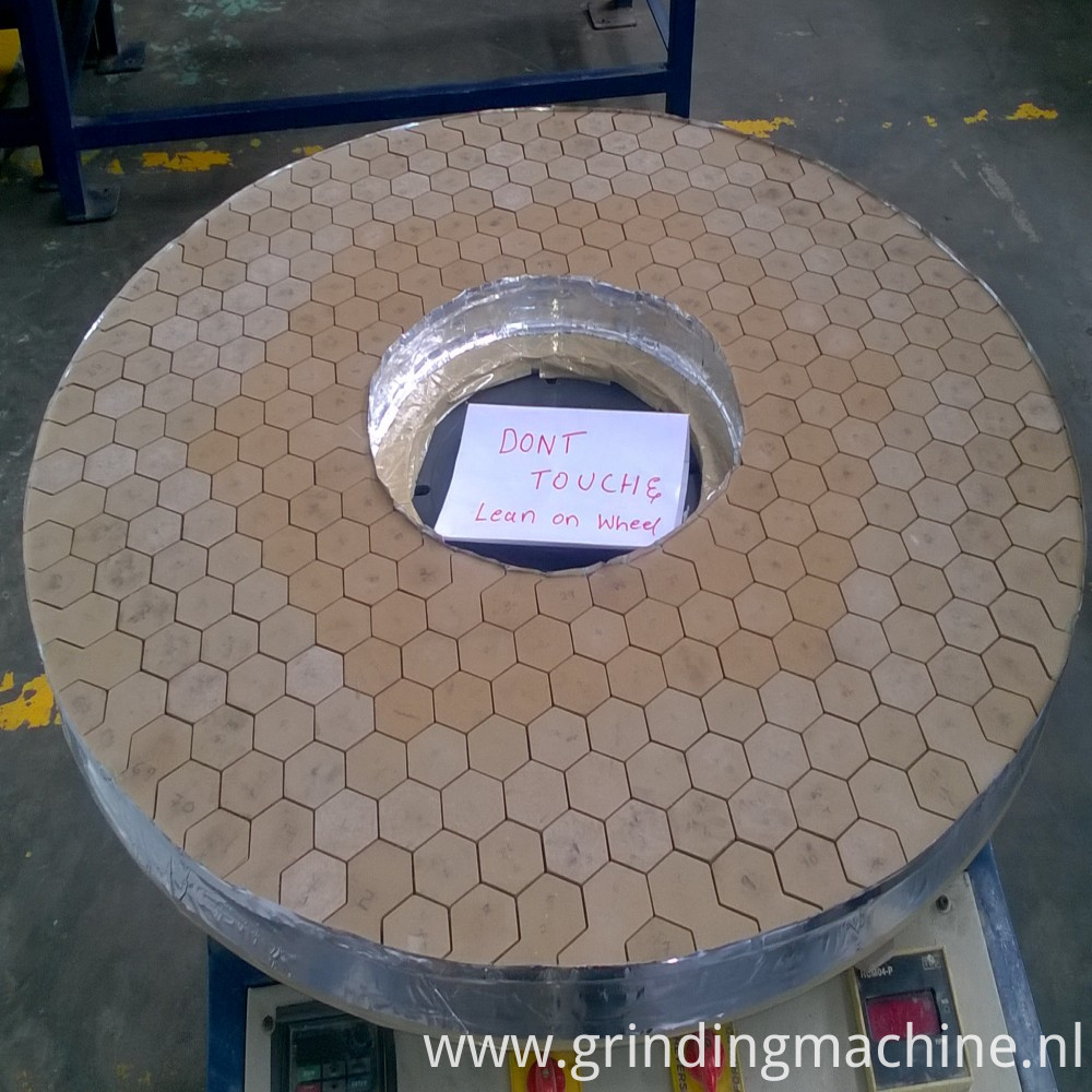 grinding wheel processing 02