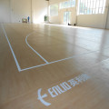 Enlio indoor vinyl basketball flooring