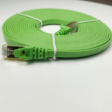 Slim Cat7 High Speed Cable With Rj45 Connectors