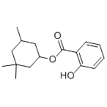 Benzoic acid,2-hydroxy-, 3,3,5-trimethylcyclohexyl ester CAS 118-56-9