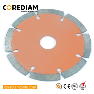 105mm Sinter Hot-pressed Cutting Blade for General Purpose