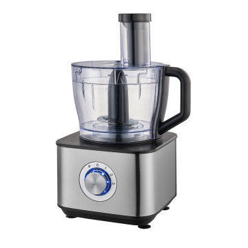Durable high speed powder dough machine food processor