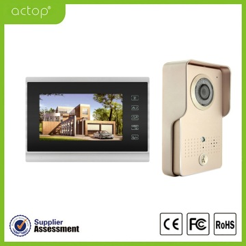 Memory Color TFT Video Door Phone
