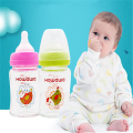 240ml Wide Neck Glass Bottle Baby Milk Bottle