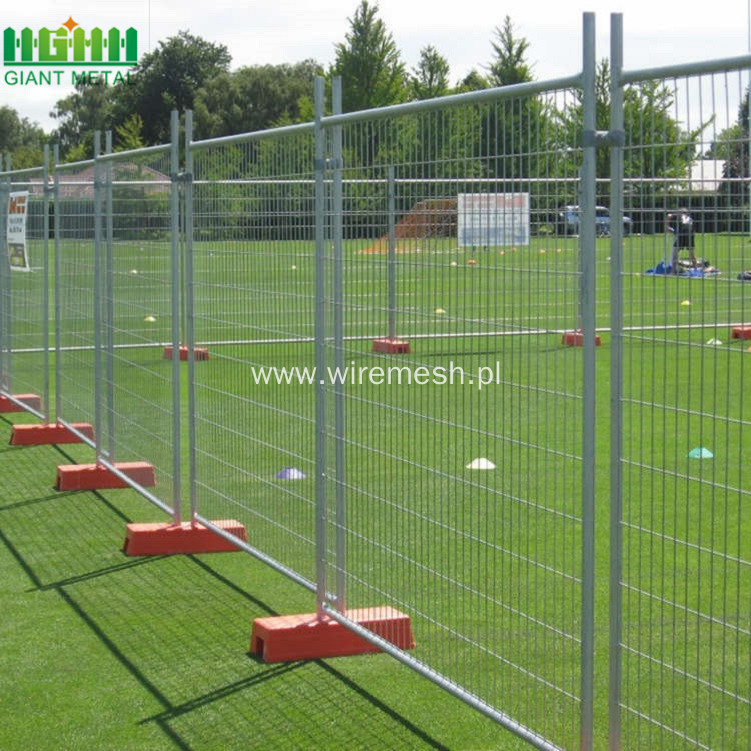 Companies Hot Sale welded Temporary Fencing