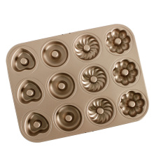Special Four-fancy Multifunctional 12 Cups Mold