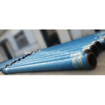 Common Flexible Flanged Sludge Suction Hose