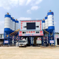 Modular HZS60 high quality concrete mixing plant factory