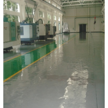 Excellend Anti-Crakle Waterborne Epoxy Flooring