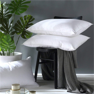 King Size Hidden Zipper 100% Polyester Pillow